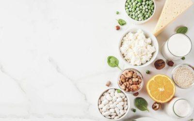 ¿Descalcificación de los huesos? Alimentos para fortalecer el esqueleto