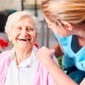 Auxiliar de geriatria y Gerontología