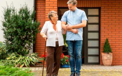 Cuidador/a de personas dependientes