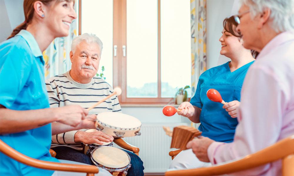 La terapia ocupacional ayuda a las personas en situación de dependencia a maximizar su autonomía.